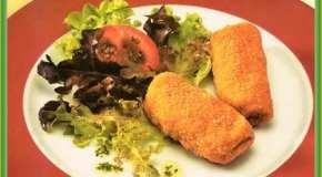 Rollitos de carne a la pimienta