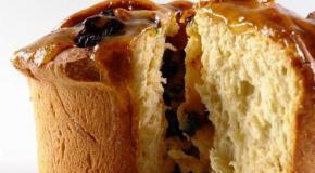 Receta para un pan dulce casero