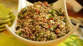 Quinoa, el grano madre