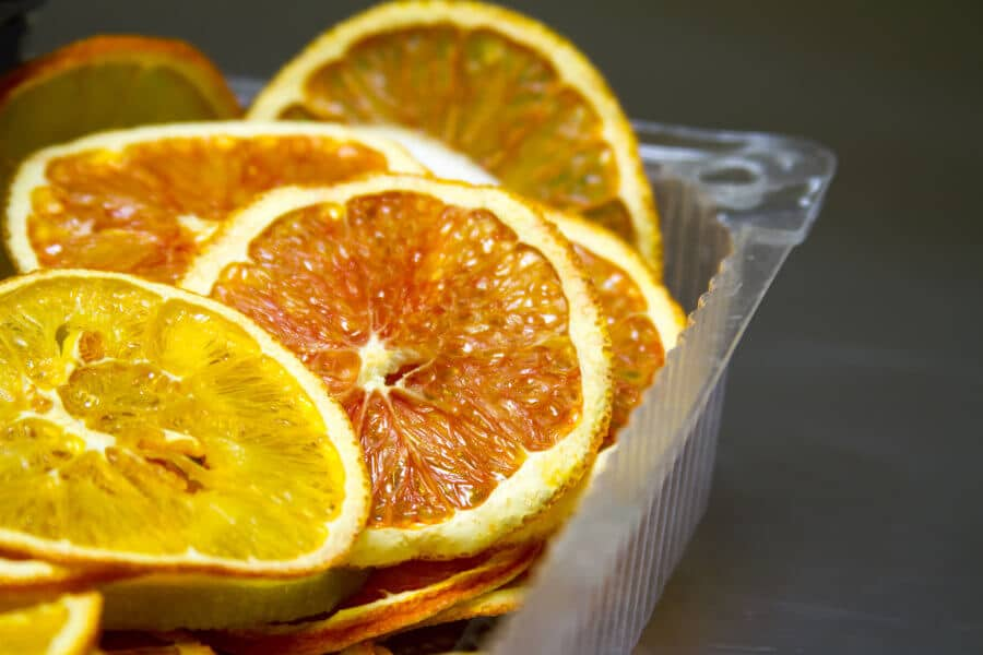cítricos deshidratados, usos y beneficios