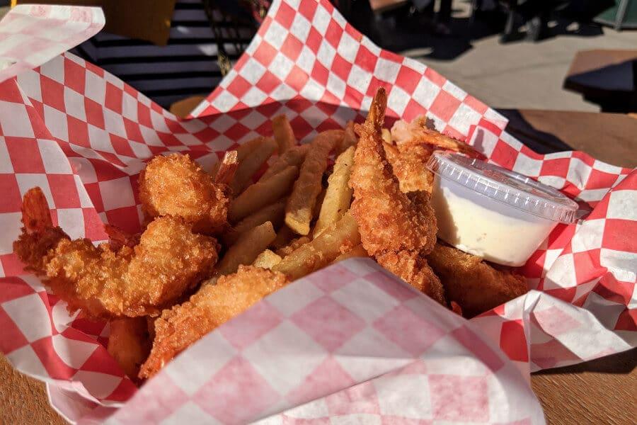 comer al menos una porcion al dia de  pescado o marico frito aumenta el riesgo de muerte