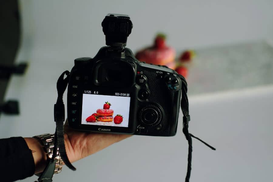 fotografias profesionales para un blog de cocina