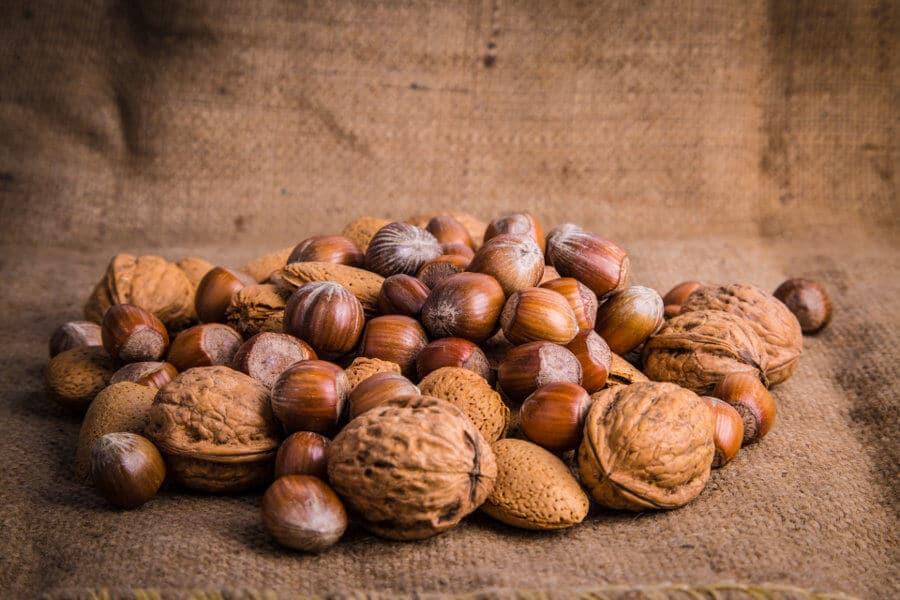 frutos secos para quemar grasa corporal