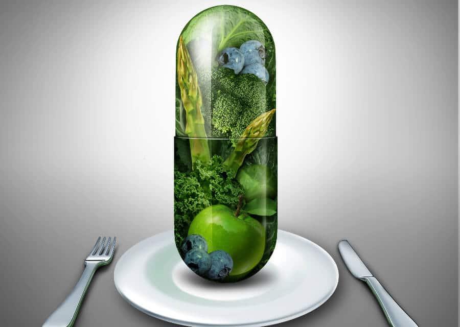 ¿Es mejor obtener los nutrientes de los alimentos o de los suplementos alimenticios?