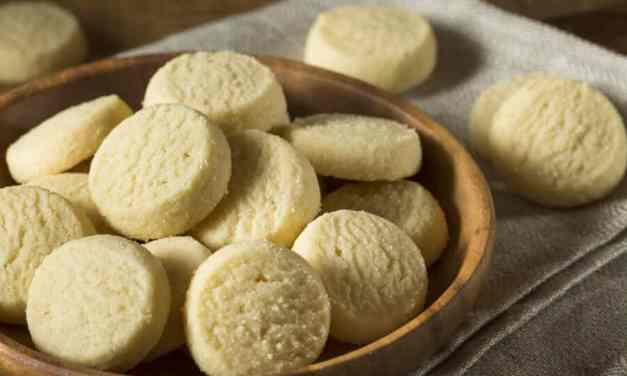 Galletas de mantequilla caseras [Receta fácil]