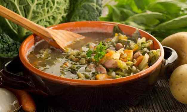 5 recetas fáciles y económicas de Sopa de Verduras [Selección de video-recetas]