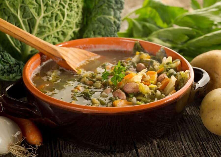 Recetas de comidas nutritivas y economicas