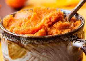 Puré de calabaza: 4 recetas básicas fáciles