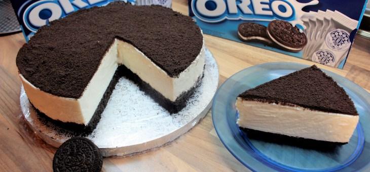 Oreo Cheesecake sin horno