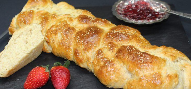 Cocina en Directo: pan de leche trenzado ¡¡como el de Skyrim!!