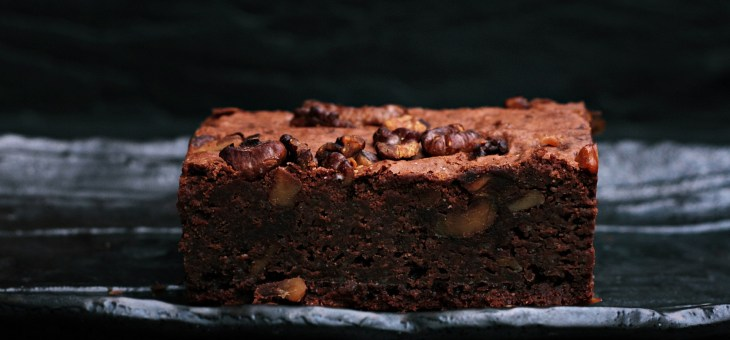 Brownie de calabacín (apto para celíacos!)