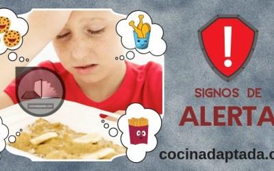 SIGNOS DE ALERTA | AUTISMO Y ALIMENTACIÓN