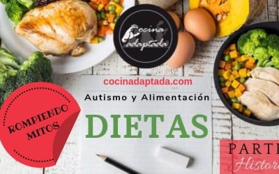 AUTISMO Y ALIMENTACIÓN | DIETAS. Parte I