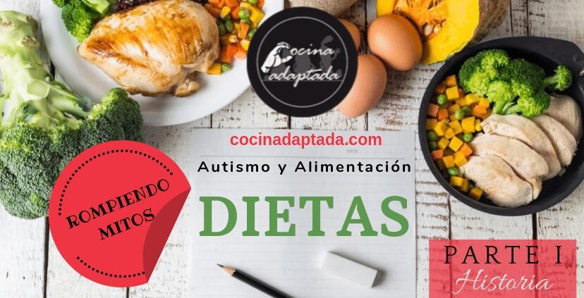 dietas autismo alimentación