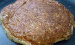 Cachapas con maíz de lata - Cocina de Valen