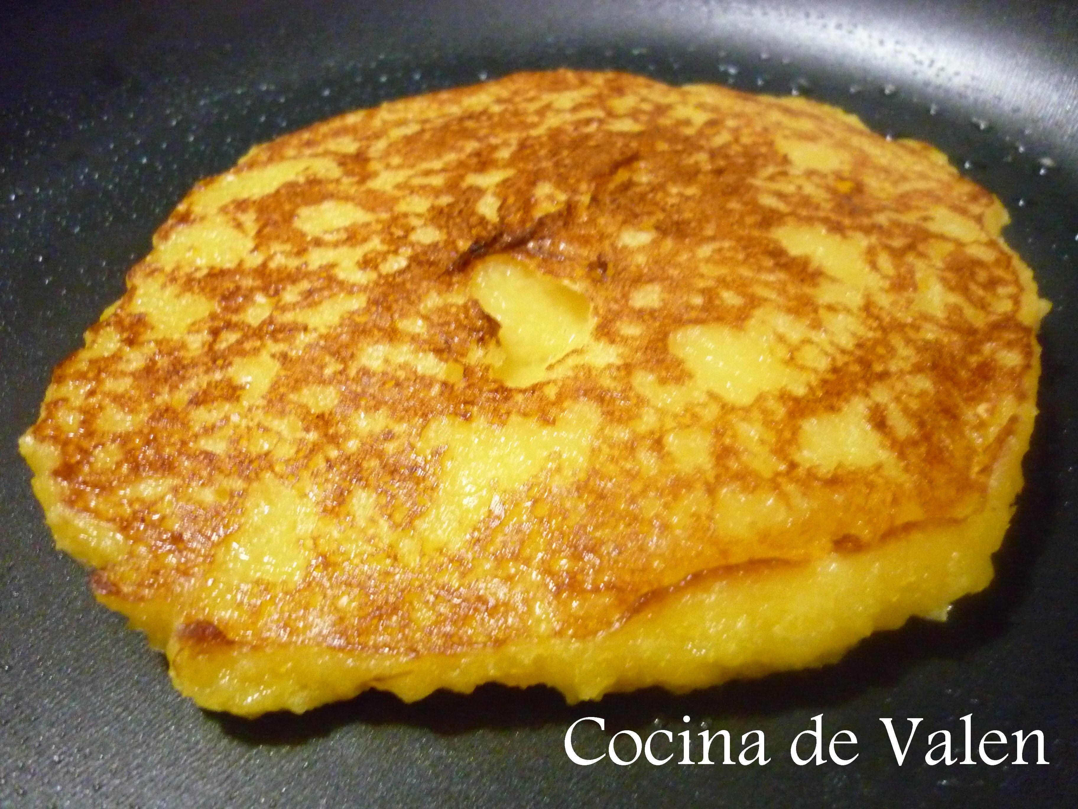 Cachapas 100 Maiz  Cocina de Valen