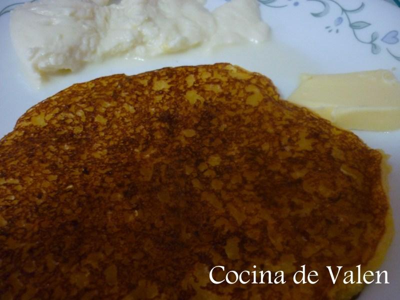 Cachapas Venezolanas