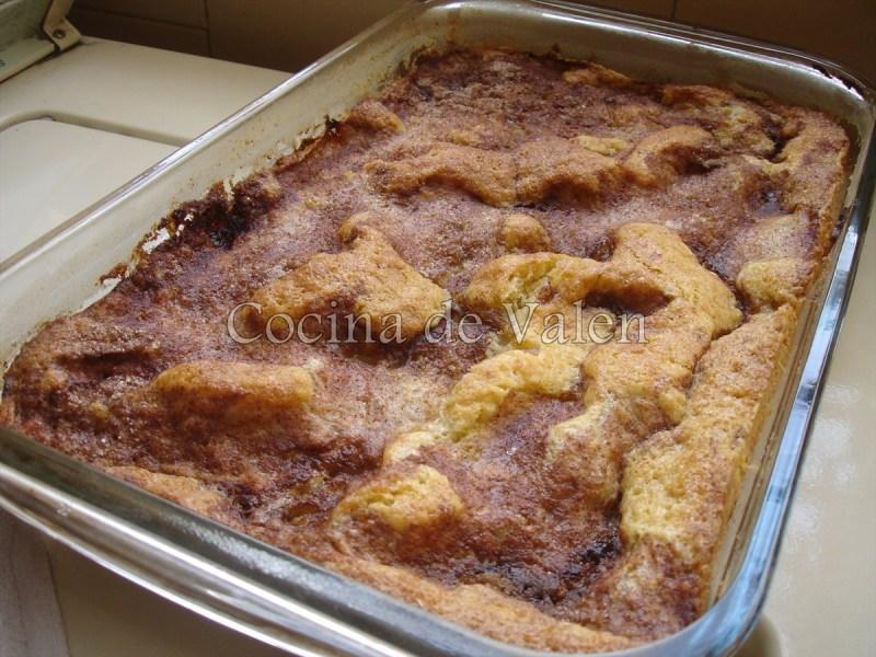 Torta de Cambur - Cocina de Valen