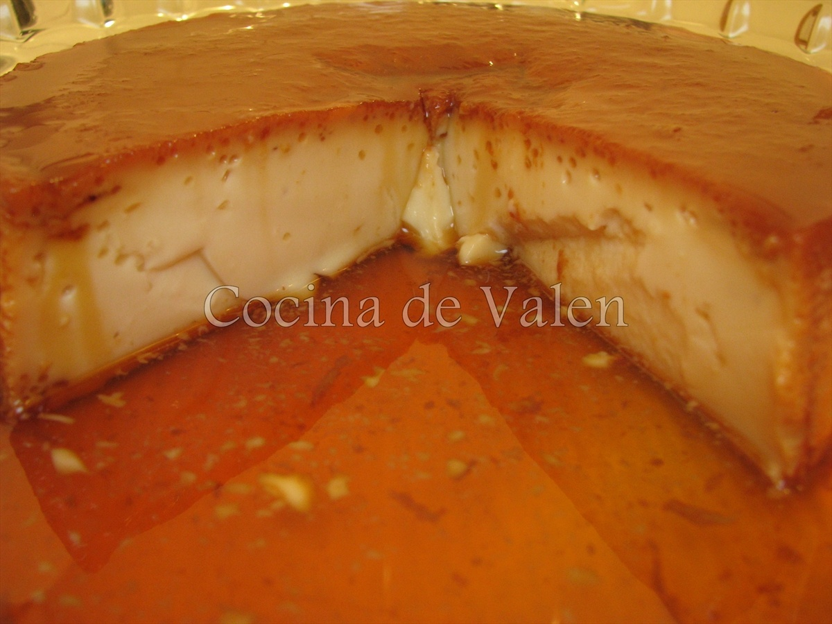 Quesillo criollo