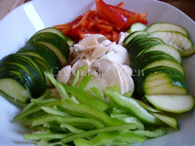 Pollo en salsa de ostras - Cocina de Valen