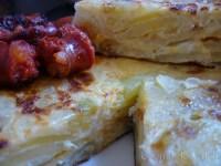 Tortilla Españolas - Cocina de Valen