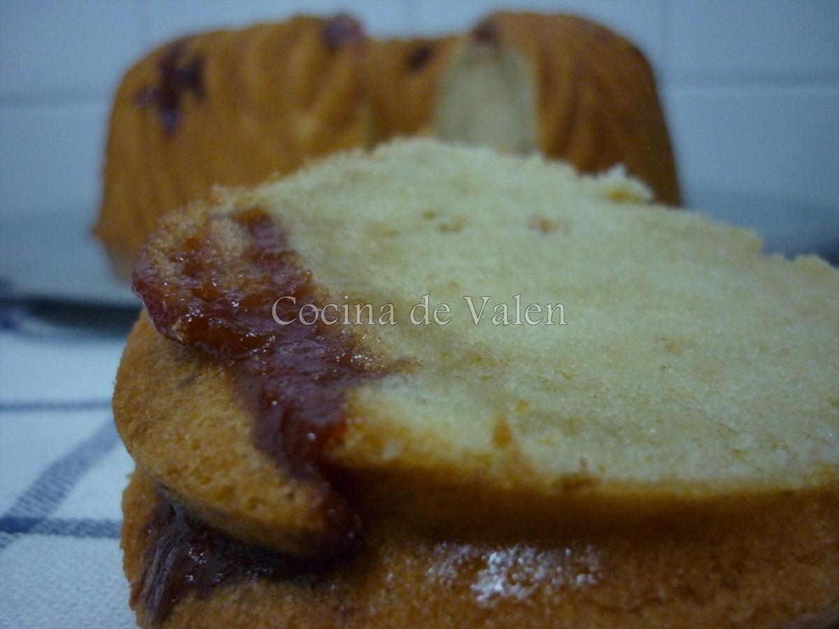Bizcocho súper esponjoso - Cocina de Valen
