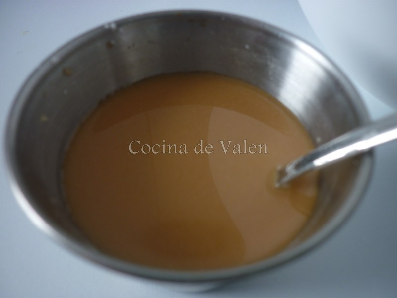 salsa de soja de champiñones