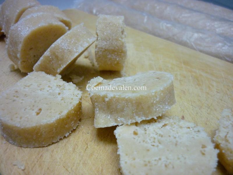 Galletas de Mantequilla Francesas - Cocina de Valen