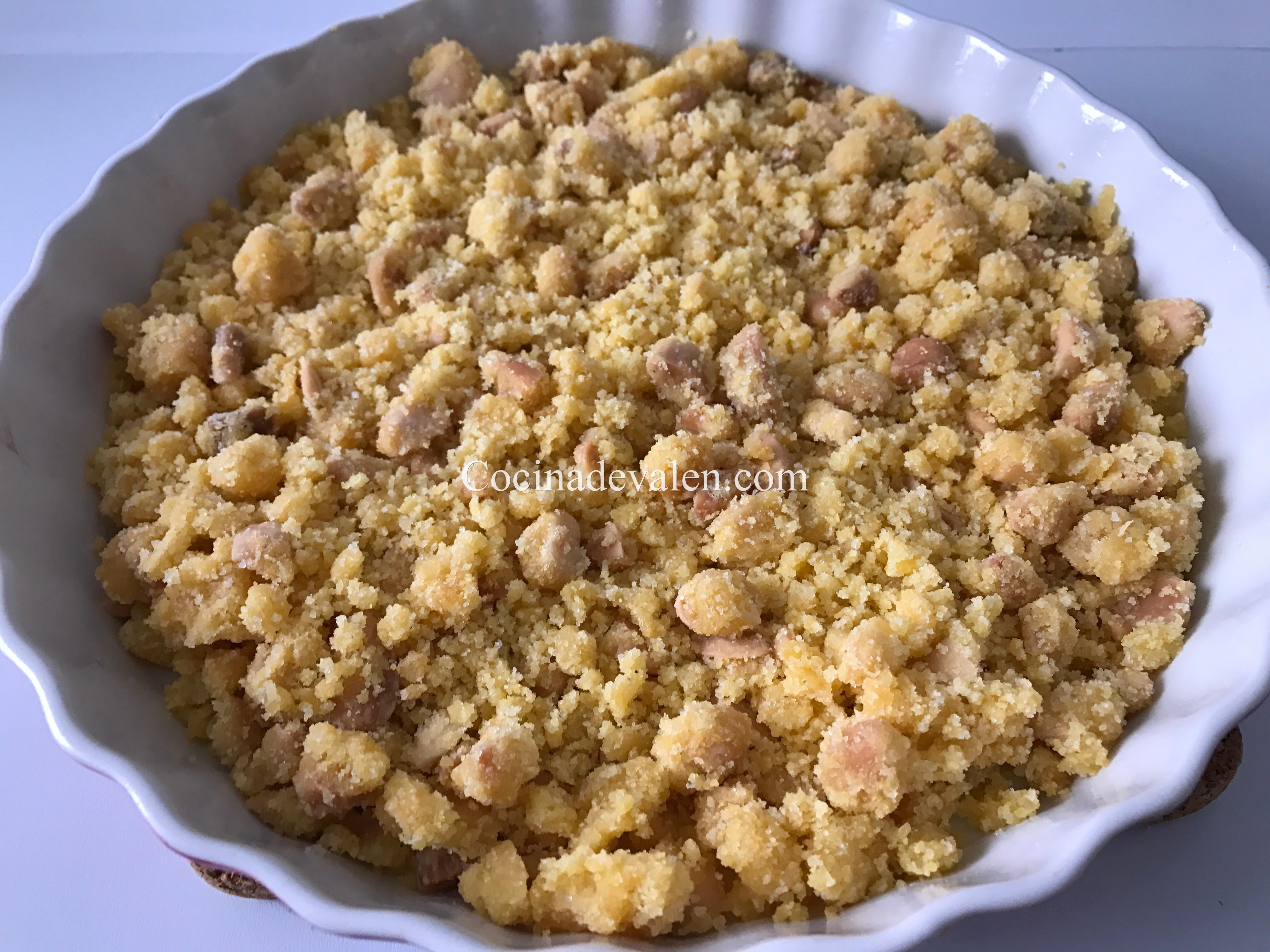Sbrisolona - Cocina de Valen