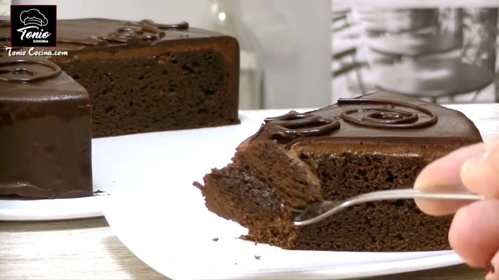 Tarta de chocolate y mermelada | Tarta Sacher
