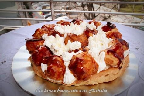 Gâteau Saint-Honoré