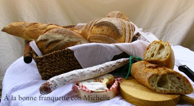 Curso de panes para aficionados.