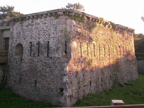 Fuerte de la Punta de los Españoles. (foto Roscanve)
