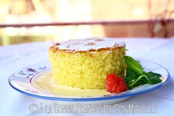 Cake Quatre-Quarts breton.- Bizcocho cuatro cuartos