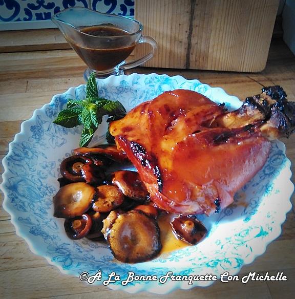 codillo-de-cerdo-laqueado-de-inspiracion-indochina-cocina-de-Navidad-citricos-miel-lemongrass-piña-jarret-de-porc-a-la-bonne-franquette-con-michelle-2