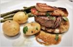 Tournedos Rossini, con foie gras y trufa