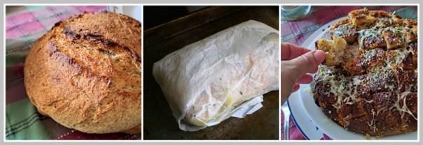 Pan de Ajo con Ametlla+Mallorca
