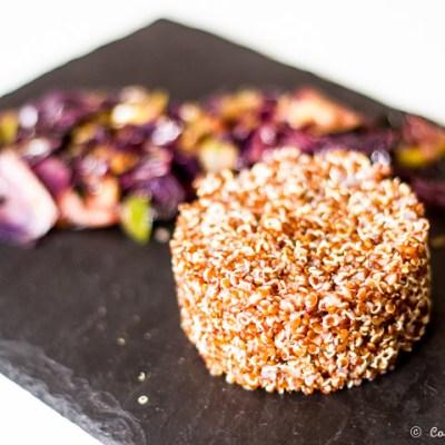 Quinoa con lombarda