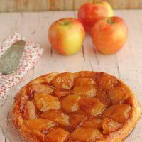 Cómo hacer una Tarta Tatin de manzanas. Receta paso a paso