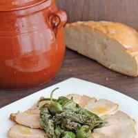Cómo hacer lomo de orza al estilo de Jaén, receta paso a paso.
