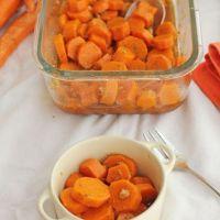 Cómo hacer Zanahorias aliñadas. Receta paso a paso