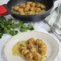 Albóndigas de bacalao en salsa, una receta fácil y deliciosa