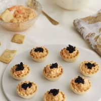 Cómo hacer Paté de langostinos, para Tartaletas o para untar