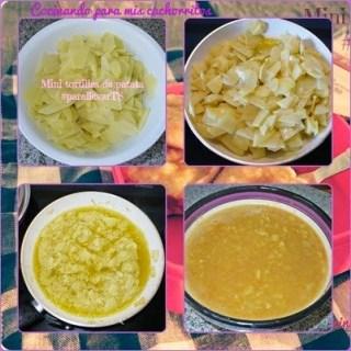Tortilla de patatal al horno