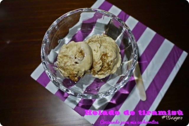 helado de tiramisù