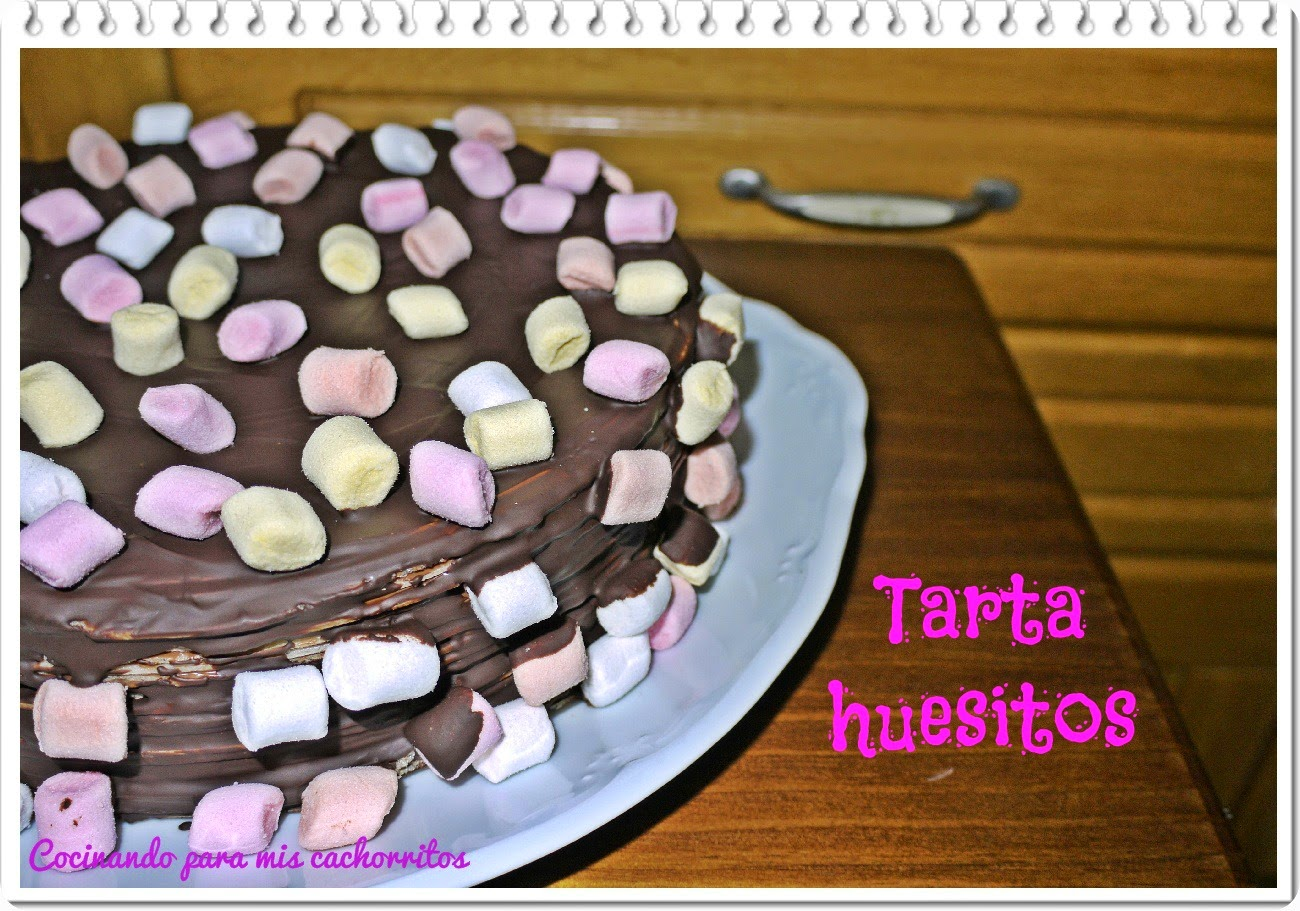 Tarta Huesitos Receta Para Preparar La Famosa Tarta Que