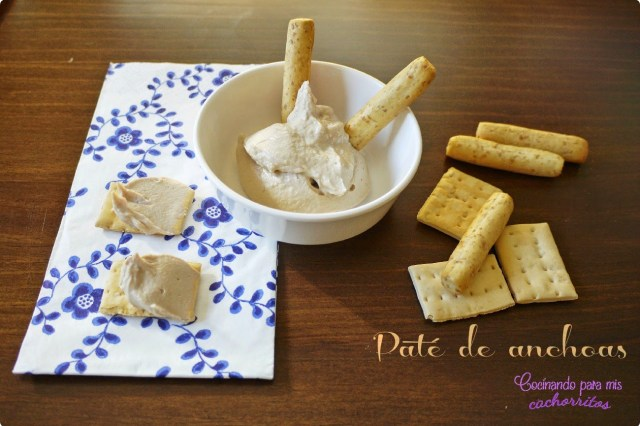 paté de anchoas