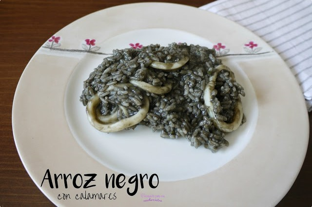 arroz negro en thermomix