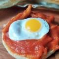 Como hacer zafio con tomate
