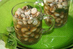receta de caracoles de cadiz